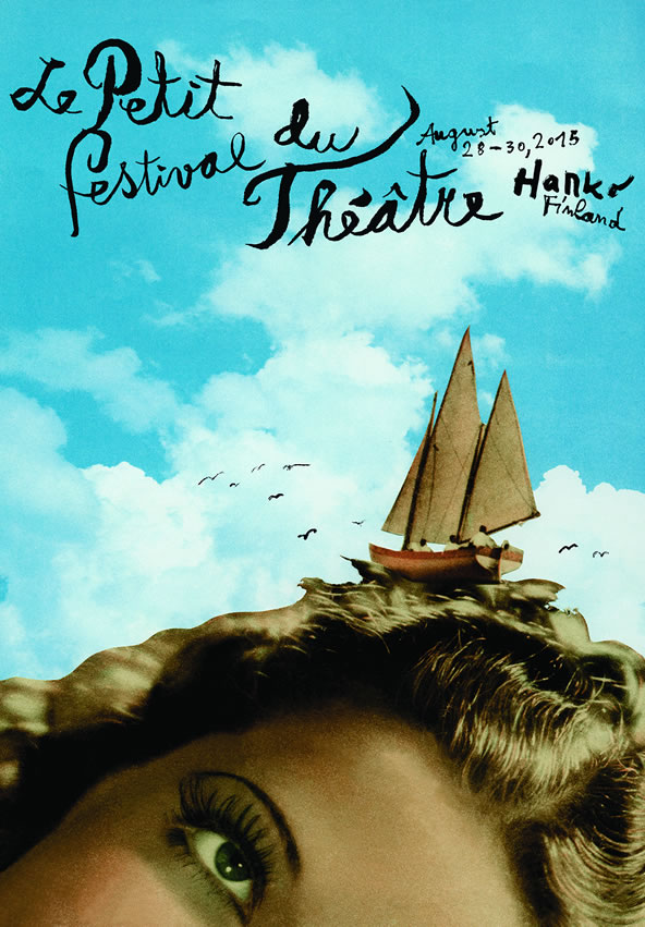 2015 Le Petit Festival Hanko poster