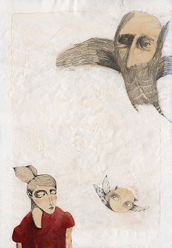 Amazing illustrator Mayo Nmg