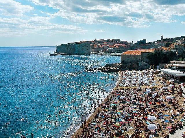 Lazareti Dubrovnik Croatia