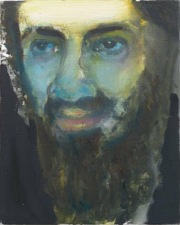 Marlene Dumas - Osama Bin Laden