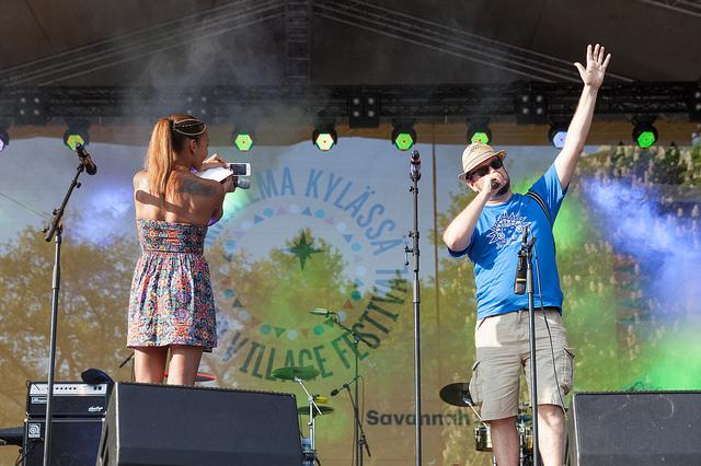 Maailma Kylässä World-village-festival-2015