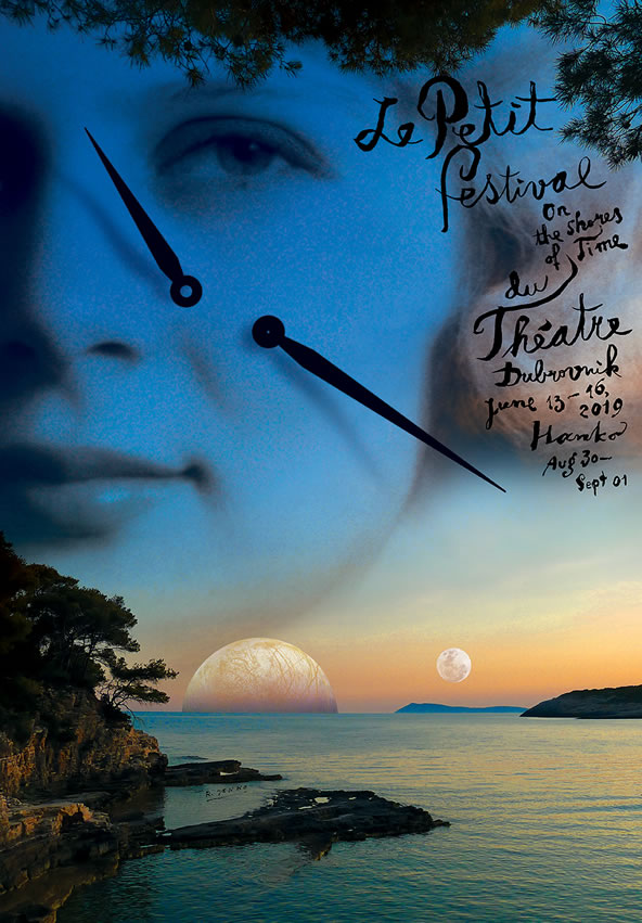Le Petit Festival Dubrovnik 2019 Poster