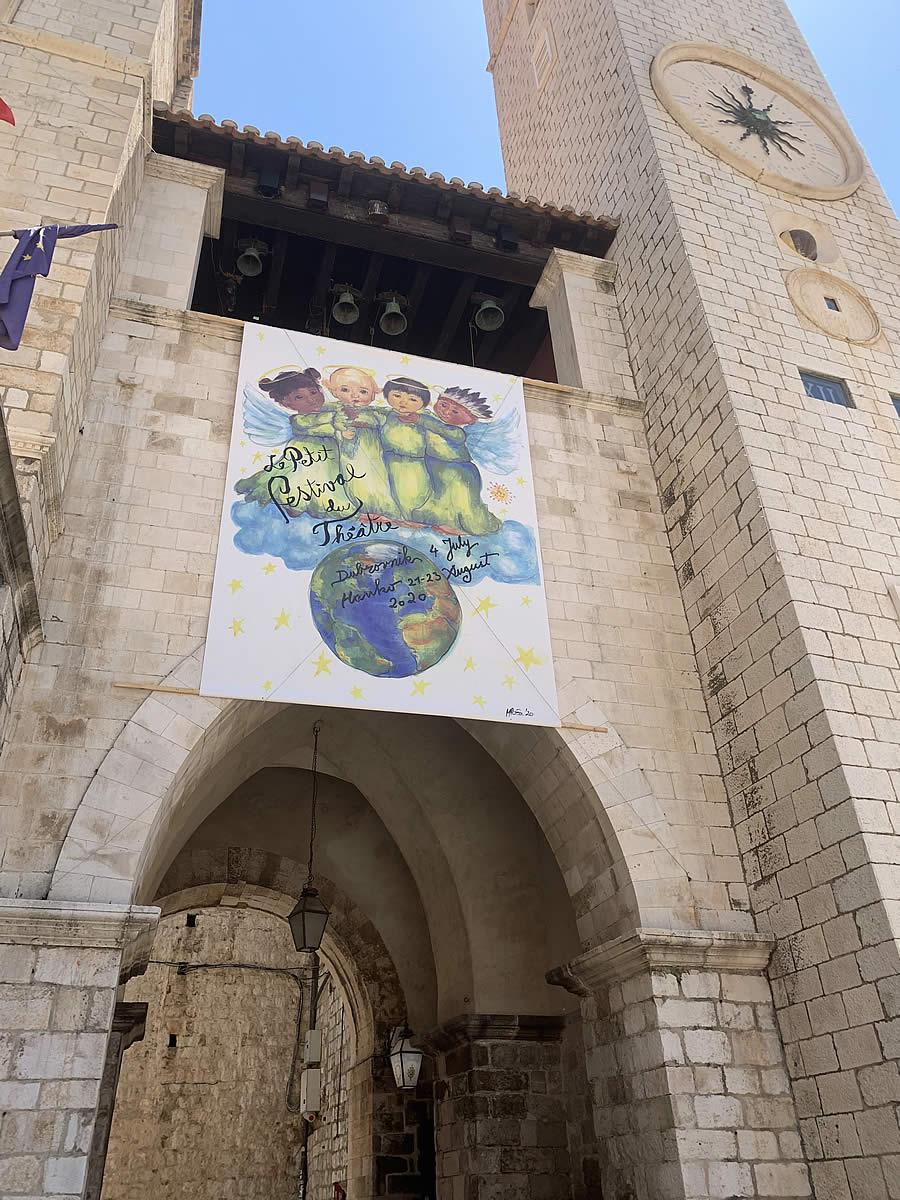 Le Petit Festival Dubrovnik 2020, Croatia