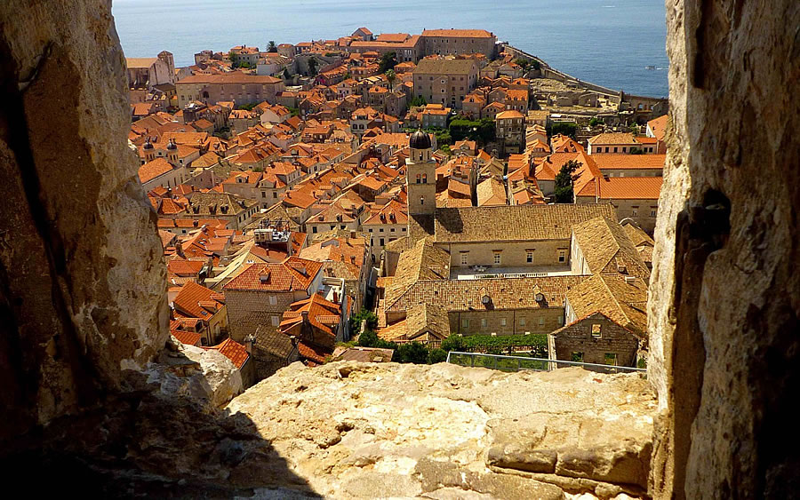 Immersion in Dubrovnik, Croatia