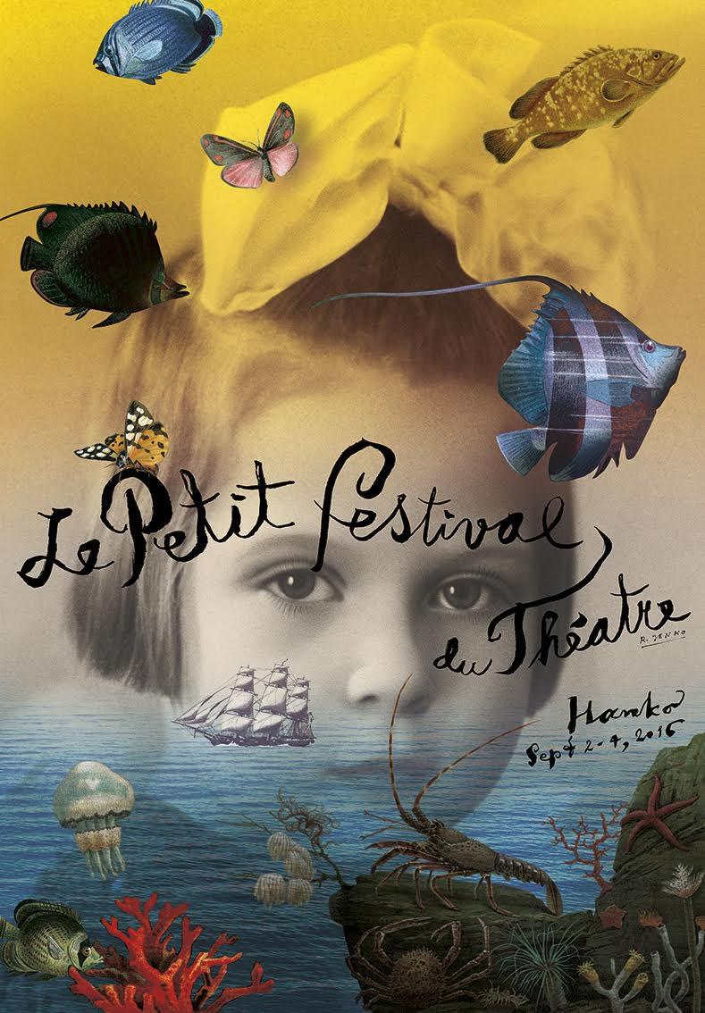 2016 Le Petit Festival Hanko poster