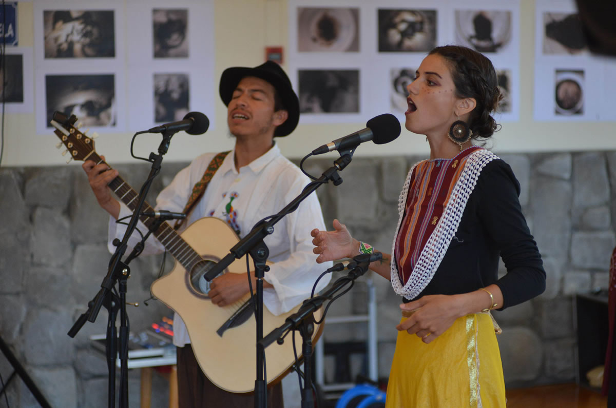 Riosenti / Josue Avalos - MEXICO & Aline Novaro - ARGENTINA