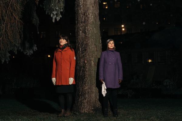 Villina ja Emmi , photo Miitro Härkönen